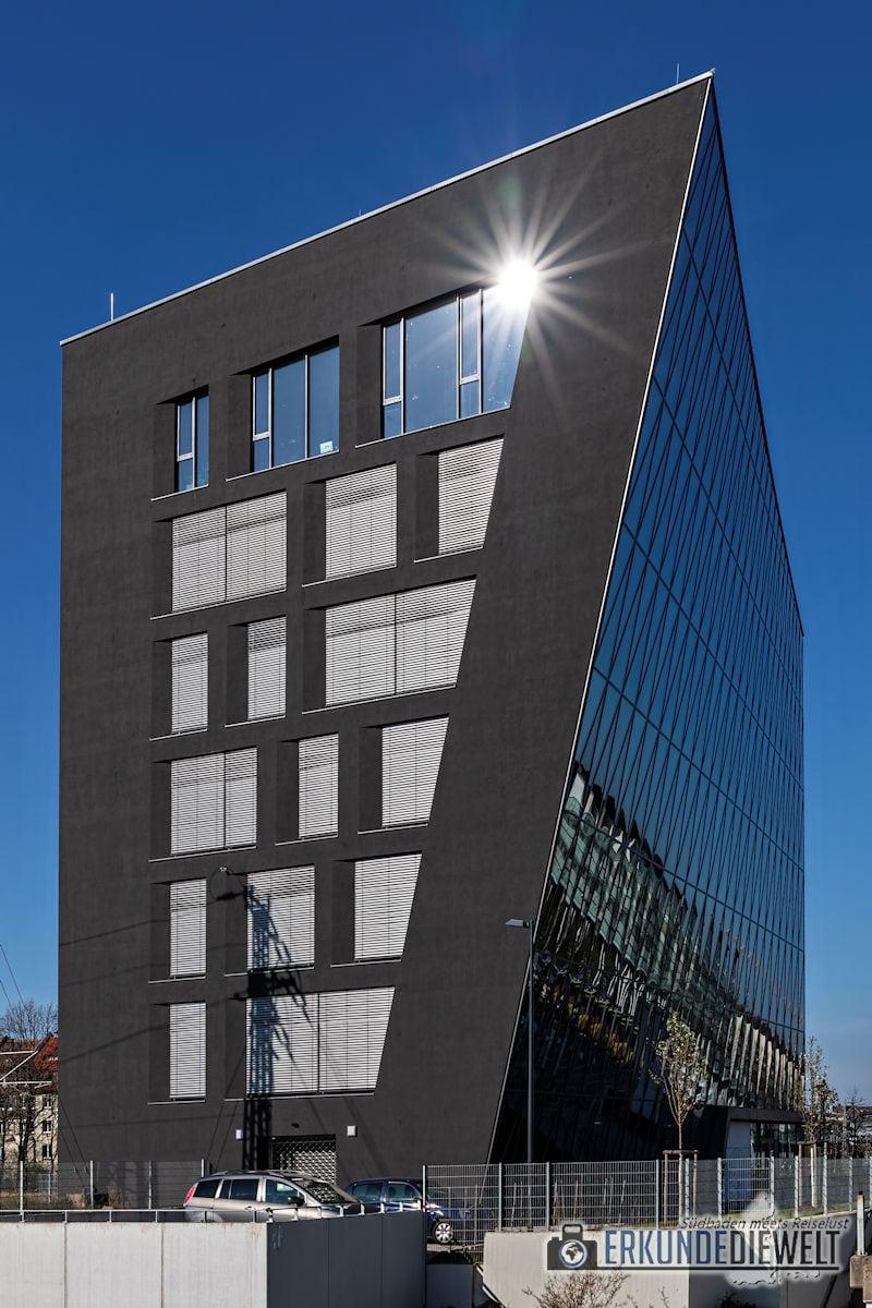 Bürogebäude, Freiburg