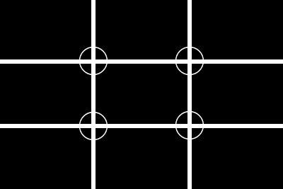 bildkomposition-gestaltungsregeln-drittel-linien