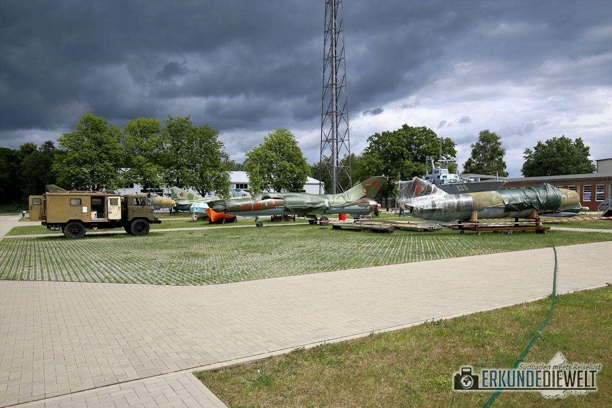 Luftfahrttechnisches Museum Rechlin, Deutschland