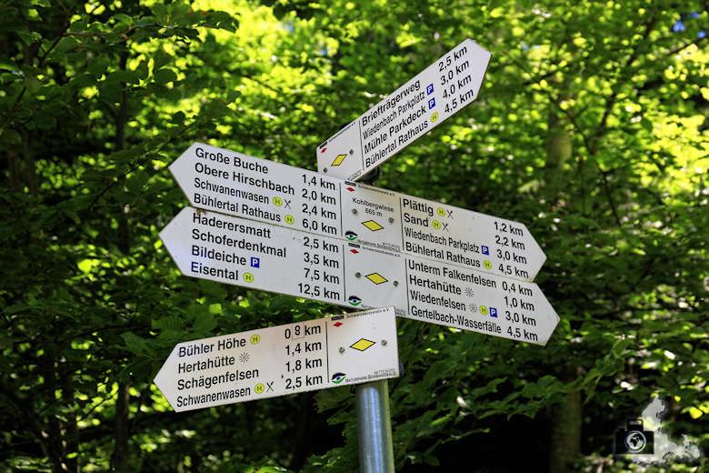 buehlertal-gertelbach-rundweg-wegweiser