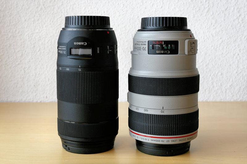 Canon EF 70-300mm 1:4-5,6 IS II USM Testbericht