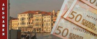 Kosten sparen in Venedig -Tipps