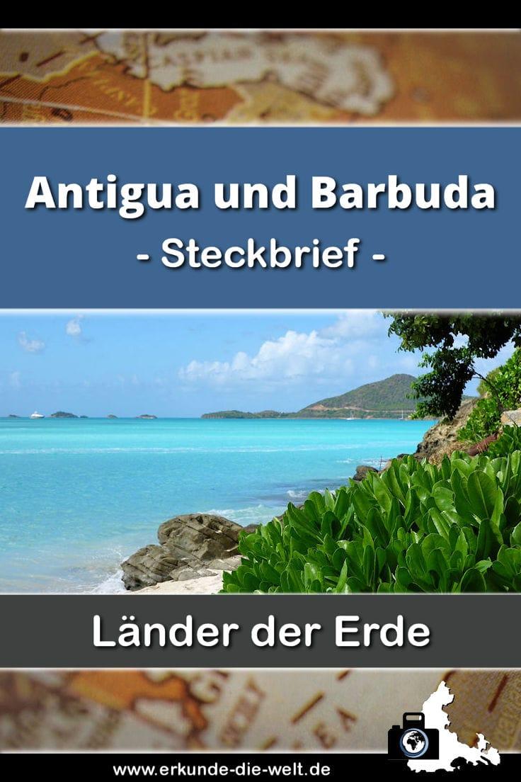 Steckbrief Antigua und Barbuda