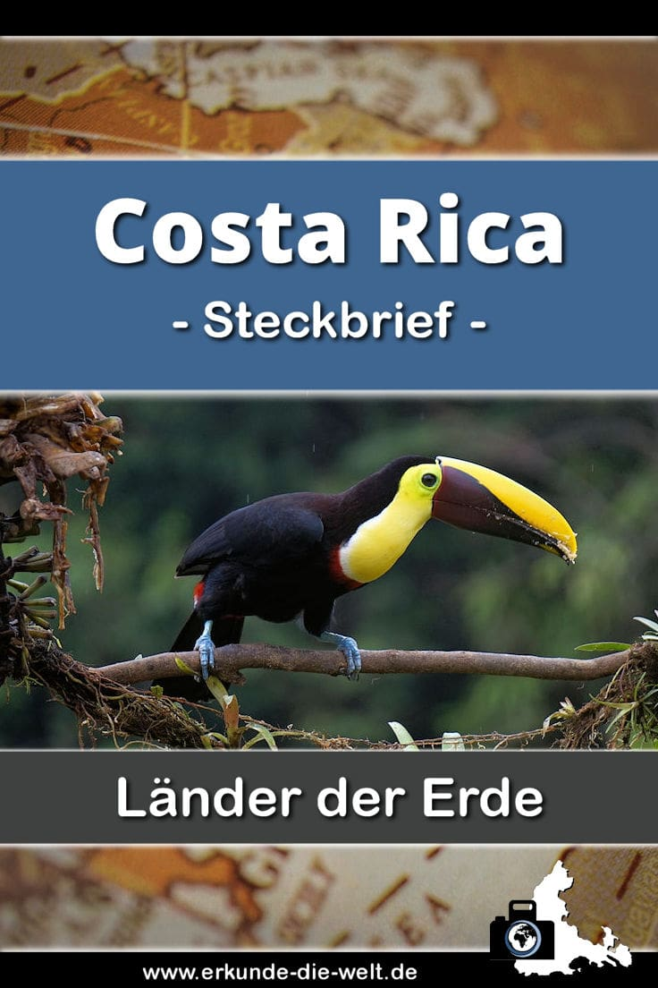 Steckbrief Costa Rica