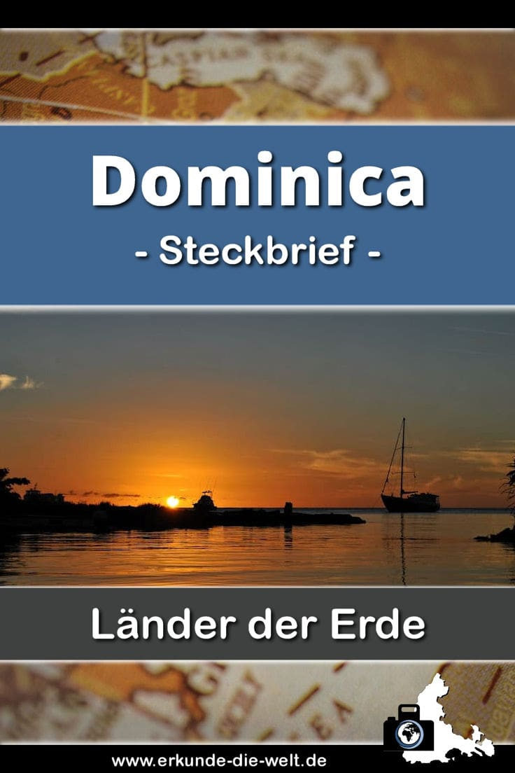 Steckbrief Dominica