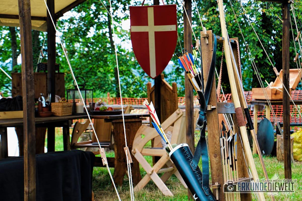 Hochburgfest auf der Hochburg Emmendingen, Deutschland