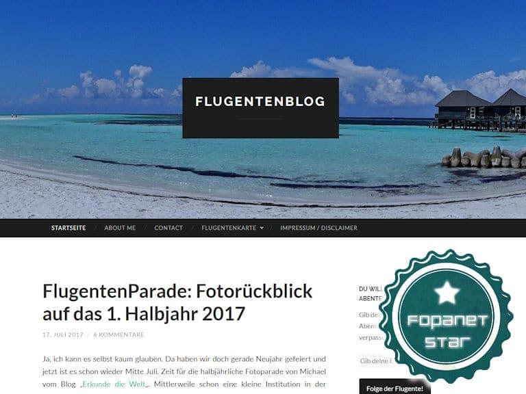 Fopanet Star flugentenblog.com