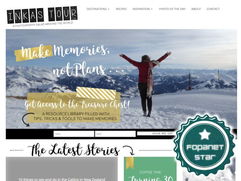 Fopanet Star inkastour.com