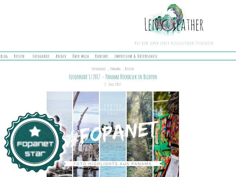 Fopanet Star lensandfeather.com