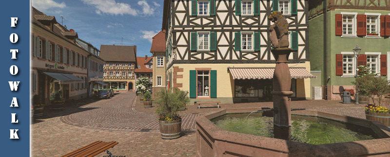 Fotowalk #3 - Altstadt Ettenheim