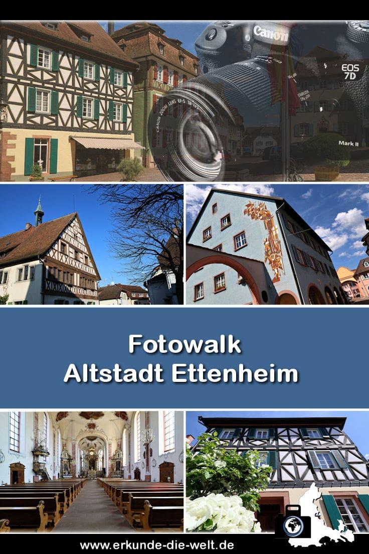 Fotowalk - Altstadt Ettenheim