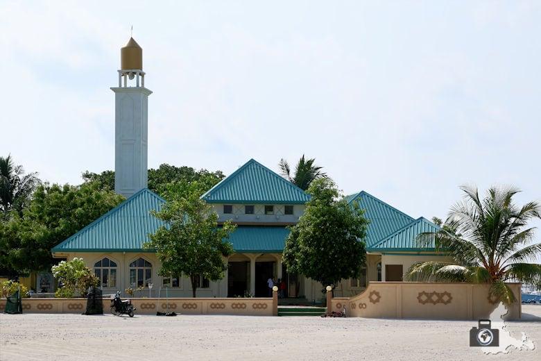 Moschee, Ukulhas, Malediven