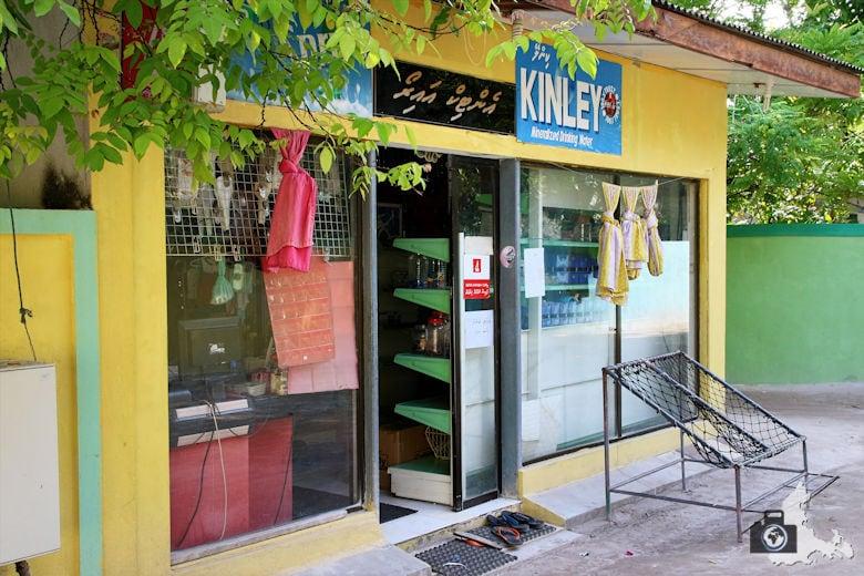 Einheimischer Shop, Ukulhas, Malediven