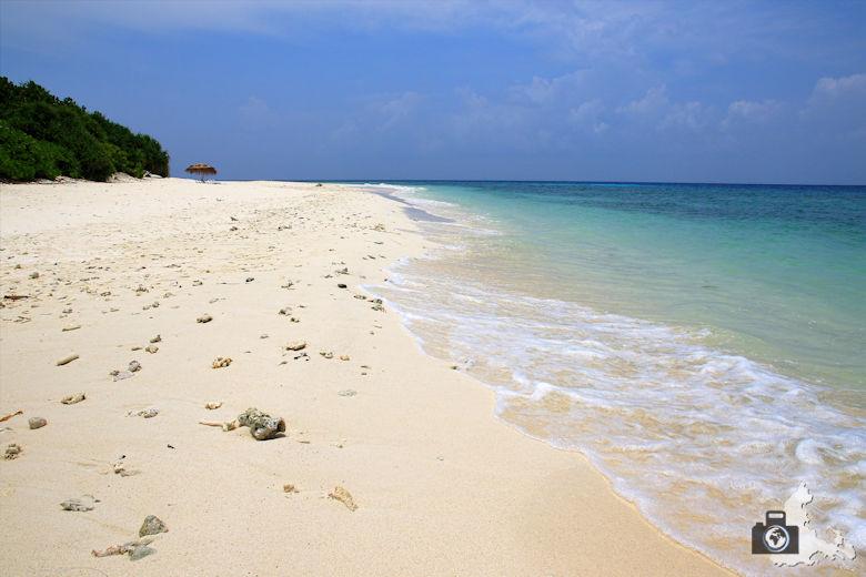Malediven Ukulhas Strand