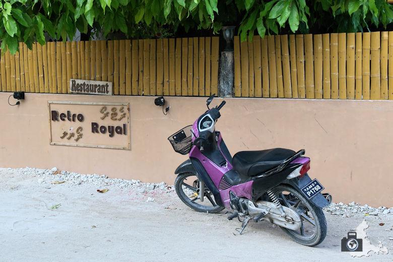 Ukulhas Malediven - Retro Royal