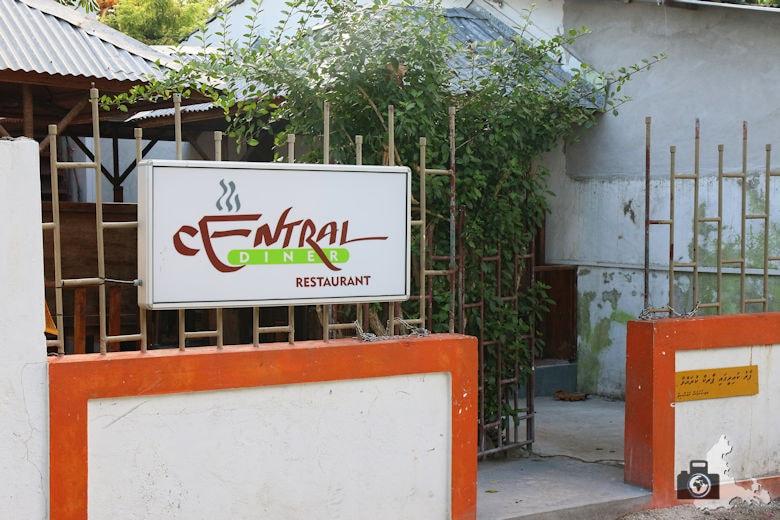 Ukulhas Malediven - Central Diner