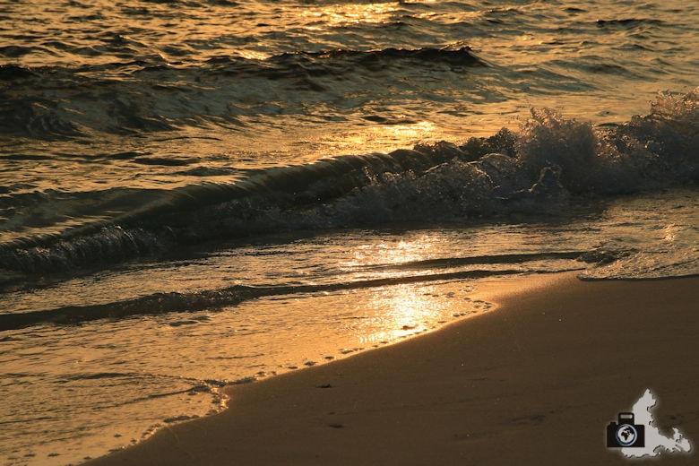 Ukulhas Malediven - Sonnenuntergang