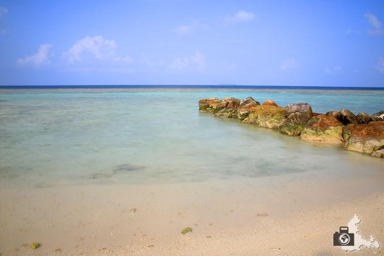 Ukulhas Malediven - Strand, Meer