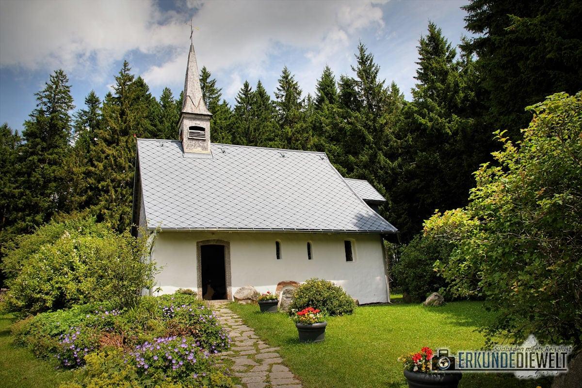 Martinskapelle, Schwarzwald, Deutschland