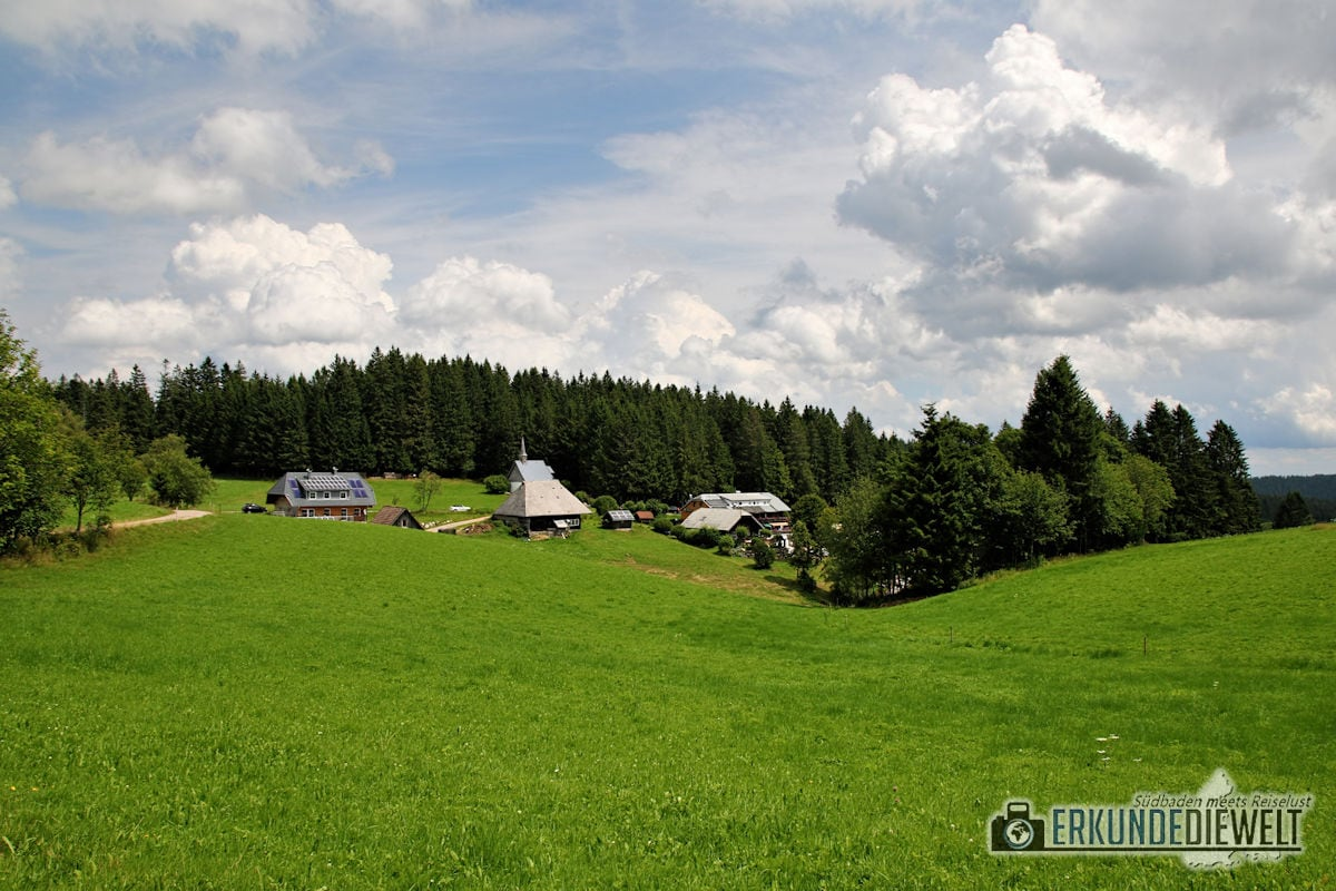 Kolmenhof, Schwarzwald, Deutschland