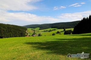 Schwarzwald Landschaft, Deutschland