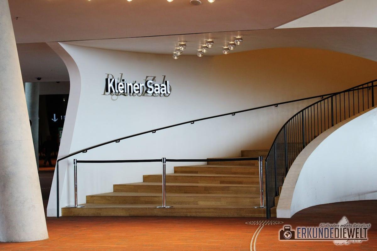 Elbphilharmonie Plaza, Hamburg, Deutschland