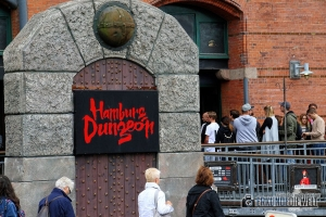 Hamburg Dungeon, Hamburg, Deutschland