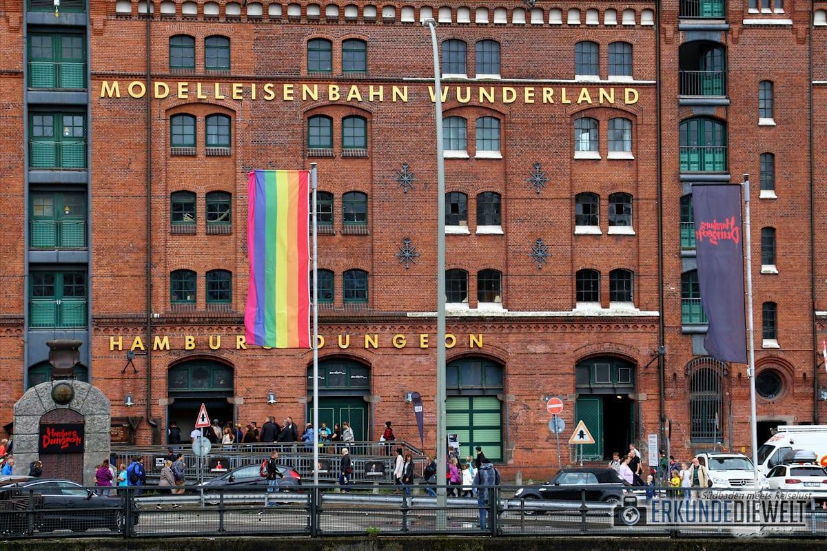 Miniaturwunderland, Hamburg, Deutschland