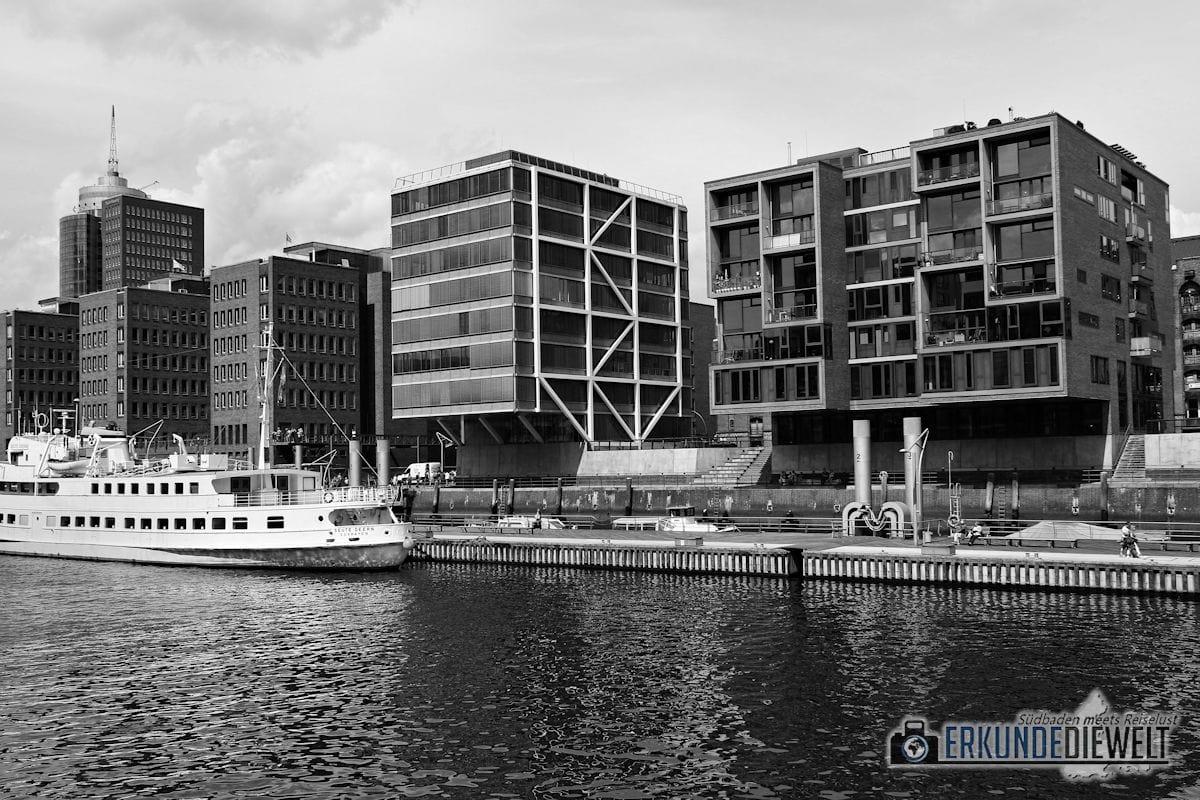 Speicherstadt, Hamburg, Deutschland