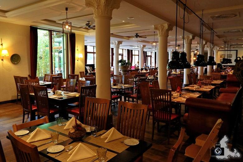 Lindner Park-Hotel Hagenbeck Hamburg - Restaurant Augila