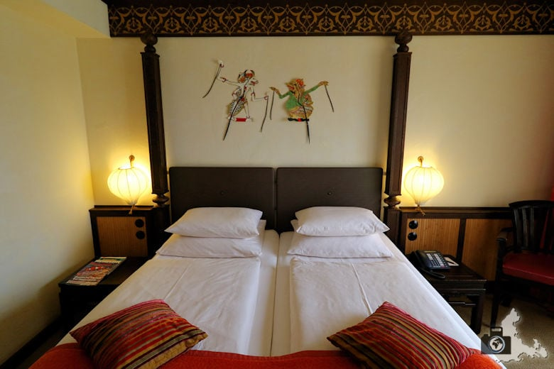 Lindner Park-Hotel Hagenbeck Hamburg - Familienzimmer Asien