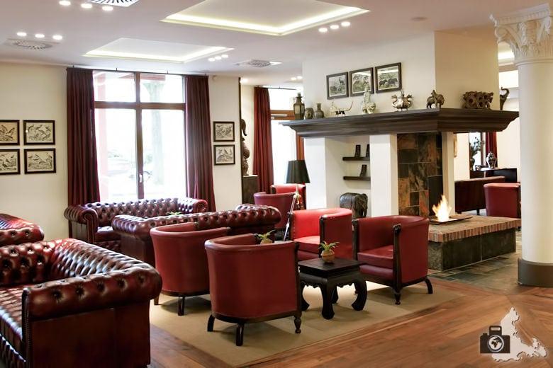 Lindner Park-Hotel Hagenbeck Hamburg - Lobby