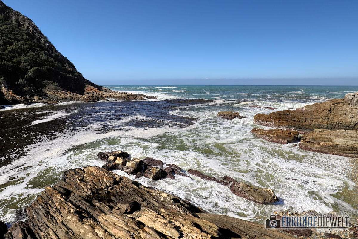 Storms River, Tsitsikamma, Südafrika