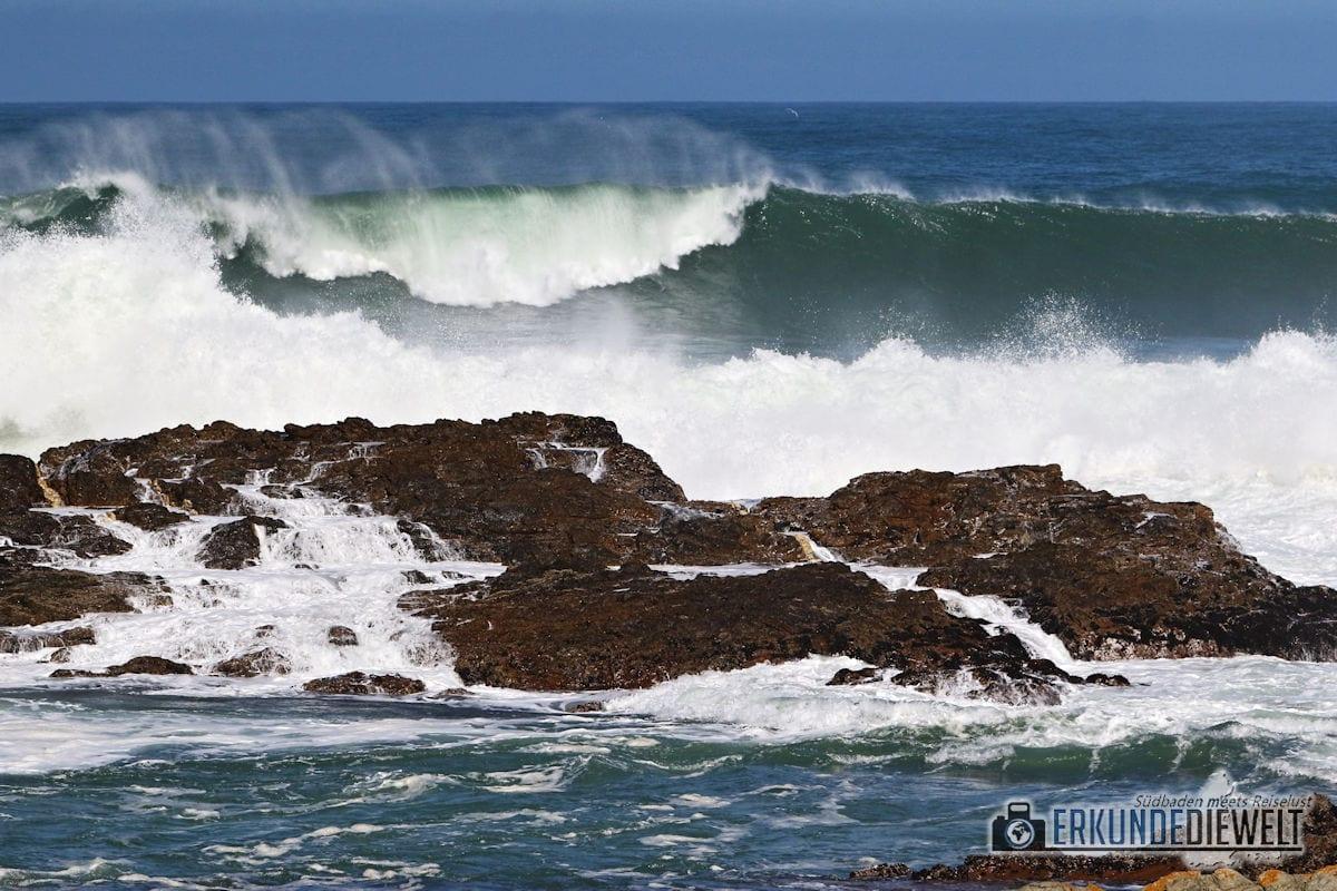 Küste. Südafrika