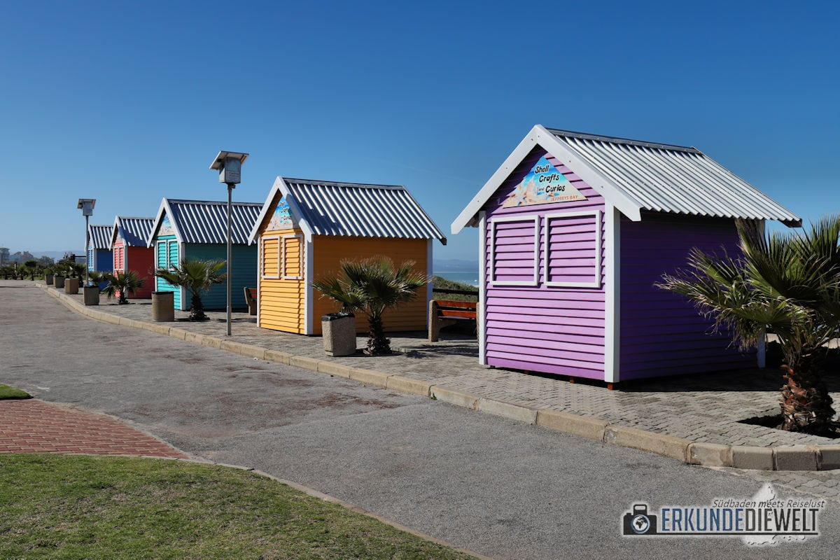 Dolphin Beach, Jeffreys Bay, Südafrika