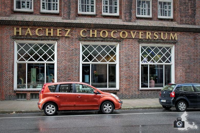 Chocoversum Hamburg