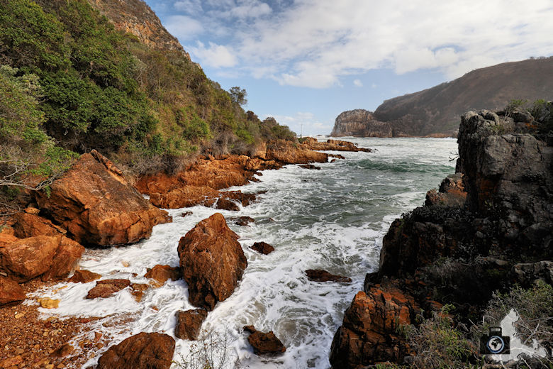 Knysna Heads, Südafrika