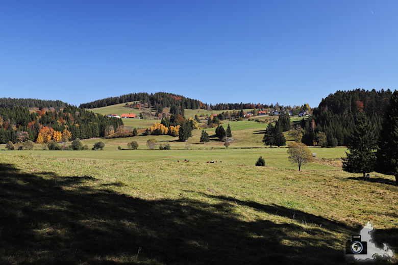 Ibacher Panoramaweg - Oberibach
