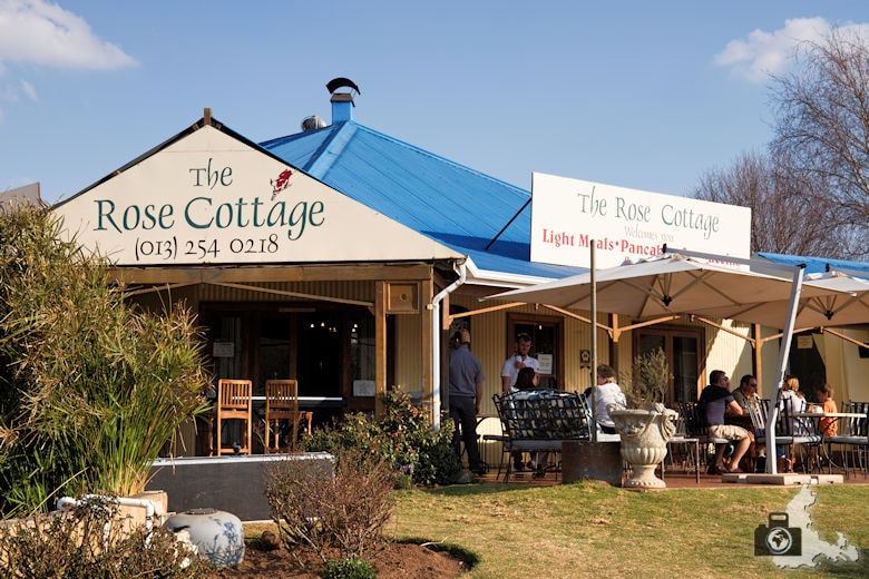 Rose Cottage Restaurant in Dullstroom