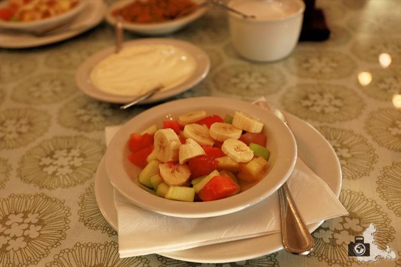 Frühstück im Rose Cottage Restaurant in Dullstroom