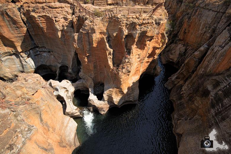 Blyde River Canyon - Bourke's Luck Potholes