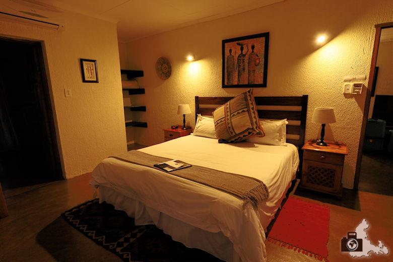 Schlafzimmer im Rissington Inn, Hazyview