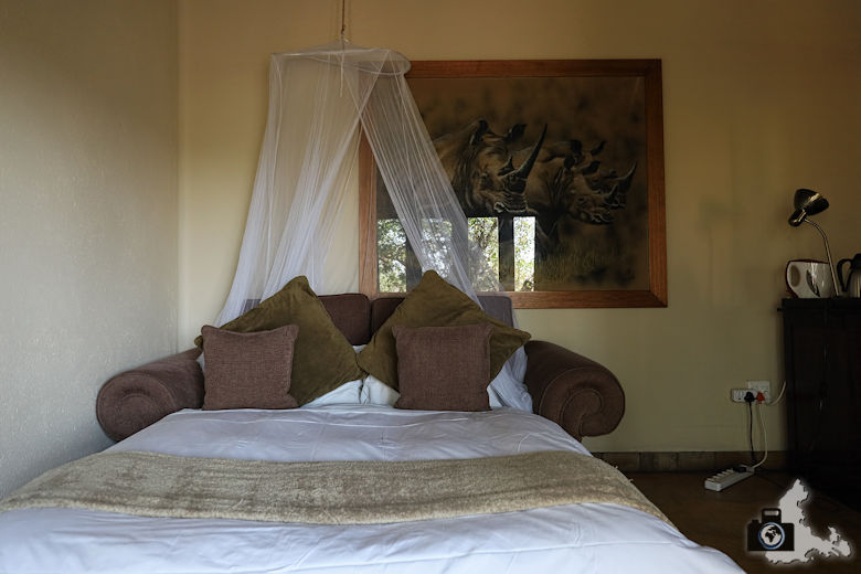 Elephant Plains Lodge im Sabi Sands Game Reserve - Zimmer