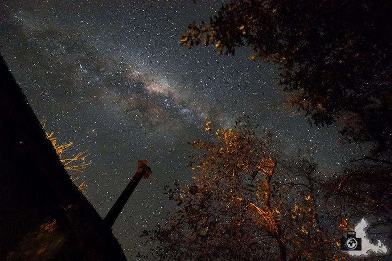 Safari Südafrika - Milchstraße