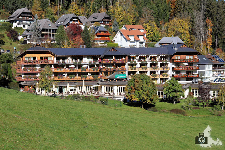 Hotels im Schwarzwald - Hinterzarten - Hotel Kesslermühle