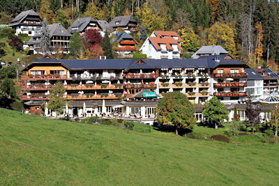 Hotels im Schwarzwald - Region Südschwarzwald