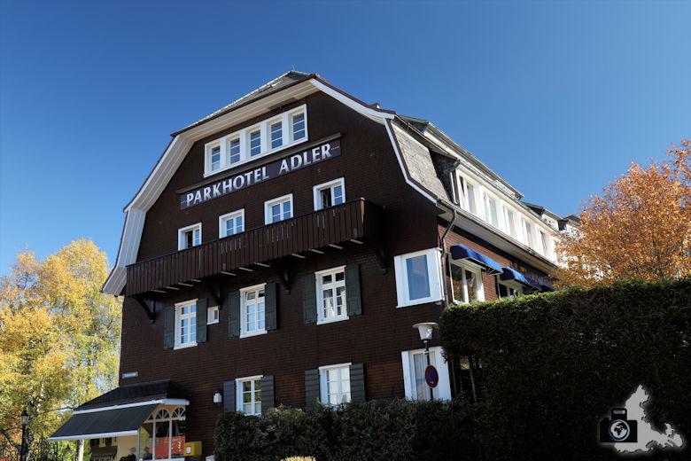 Hotels im Schwarzwald - Hinterzarten - Parkhotel Adler