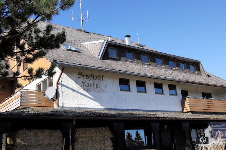 Berghotel Kandel