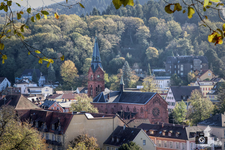 Badenweiler - Kirche