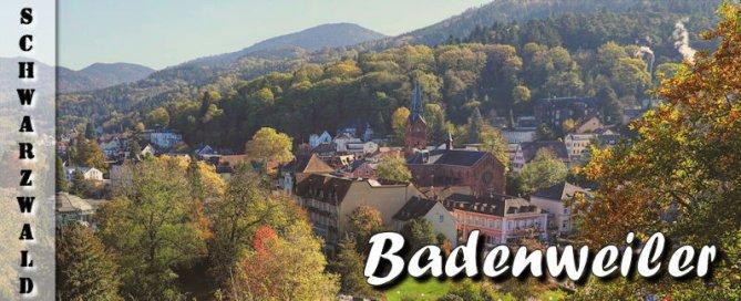 Kompaktreiseführer Badenweiler - Sehenswürdigkeiten und Wissenswertes